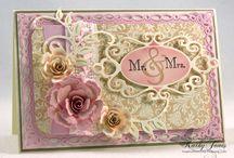 Mr & Mrs Vintage Label Four