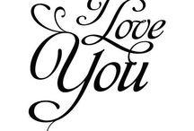 Ik hou van jou ♡♥♡