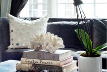 House Decor | Coffee Table / by Lilian Cheah
