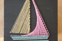 werken met touw