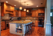 Kitchen / by Chris Cole