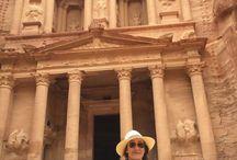 Jordan / Traveling in Jordan is like nowhere else. It is a Middle East heaven. / by Yahoo Travel