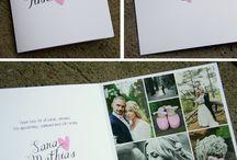 Bröllop - Tackkort