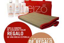 Promociones Eizö / Promociones y regalos en www.eizocosmetic.com