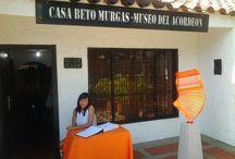 """Museo del Acordeón Casa Beto Murgas / Museo del Acordeón """"Casa Beto Murgas"""" #Valledupar #Colombia / by Provincia Hostal Valledupar Colombia"""