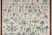 Kruissteek - Cross stitch