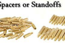 Brass Spacers or Standoffs