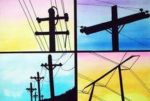 Elektrické drôty