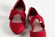 menyecskeruha, cipők