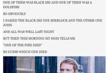 Fandoms / Sherlock, Doctor Who, Hannibal, Supernatural, HP, Marvel, and much more!