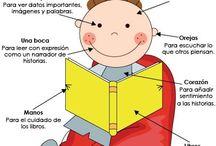 Libros, lectura