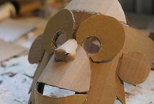 art class / mask