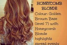 Hair Colour Descriptions