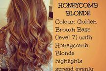 Hair Colour Descriptions
