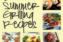 Grilling Recipes / by Jeanette Ford