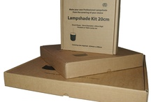 Products - shades / lampenkappen
