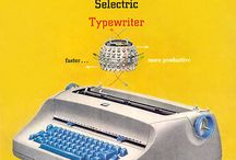 Typewriter - Machine à écrire / Typewriter - Machine à écrire