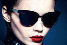 Azul y Rojo by Mert & Marcus / Fashion Photography