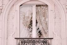 Windows outside view