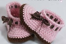Crochet Shoes Baby
