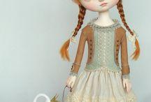 Dolls / by Magda van der Linde