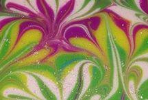 Soap Inspiration Swirls