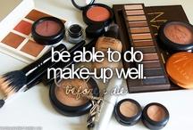 makeup ideas / by Sandra Cunningham