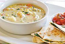 Soups & Salads / by Sandra Neyman