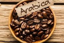 Arabica Beans / Its about Arabica Beans and how they are produced and where there location is.Plus what the company is called.