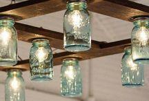 Luzes de jarros
