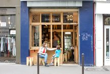 Best cafes in Paris / Looking to have a coffee, a glass of wine or drinks with friends in Paris? Here's a selection of our favorite spots!