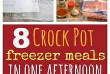 Food:freezer meals