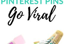 Pinterest / How to use Pinterest for your business - these are the tips that I am using myself!
