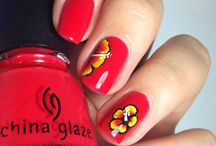 Nail Art by Life in Lacquer / Nail art done by me on the nail art blog Life in Lacquer