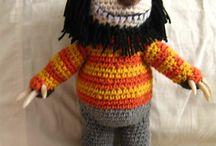 Crochet Geekery / by Rachael