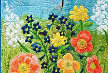 ART QUILT asian and more