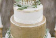 Hunia Wedding cake