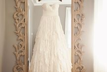 Wedding dress and clothes / Clothes