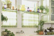 mutfak penceresi