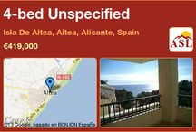 4-bed Unspecified