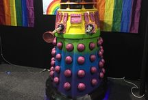 Dr Who? :)