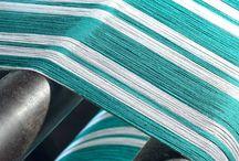 """Teares - Teias de Lona / Projecto de recuperação de teares antigos, produzindo """"lona"""" 100% algodão."""