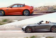 2016 Jaguar F-Type / The F-TYPE range is engineered for high performance and responsive handling. Following its legendary predecessors, the F-TYPE delivers an exhilaratingly instinctive driving experience.