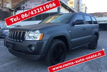 JEEP GRAND CHEROKEE 3.0 V6 CRD LIMITED € 9'900'00