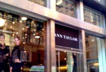 Retail Window Dresing