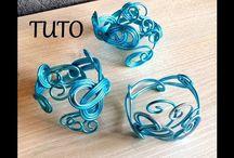 BISU -  Hilo de acero y Aluminio. / by Tere GH