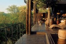 Sabi Sands accommodation / Accommodation in the Sabi Sands Game Reserve, South Africa