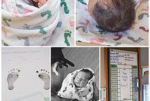 portrait ideas - hospital newborns