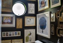 Nest Bathroom Paintings