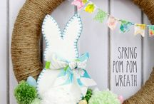 Easter / Craft and food ideas